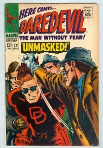 Daredevil-29-June-1967-VG