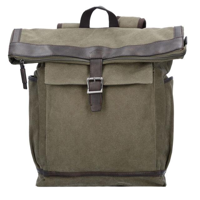 Camel active Seoul Backpack 43 cm Notebook Case (khaki)