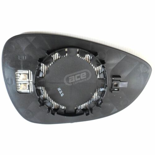 Ford B-Max MPV 2012-/> Heated Aspherical Wing Mirror Glass Passenger Side N//S