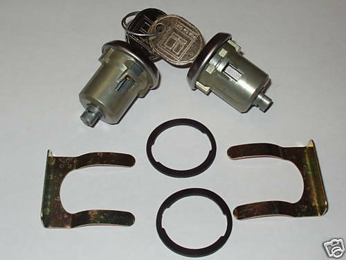 CHEVROLET CHEVY OLDSMOBILE OLDS DOOR LOCK LOCKS