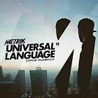 Universal Language 5060208845198 by Metrik CD