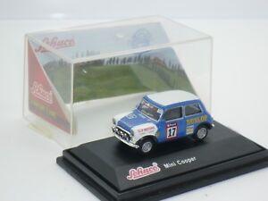 172 176 Oo Gauge Mini Austin Morris Rover Bmc Cooper Racing Car