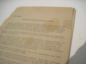 Original Potsdam Treaty August 2, 1945 50% OFF SALE