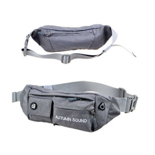 Utility Travel Waist Fanny Pack Belt Bag Cycling Hip Purse Mens Sports Bag NEW