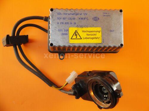 Xenon Ballast Steuergerät E-Klasse W210 E 5DV007430-00 2108202426 A2108202426