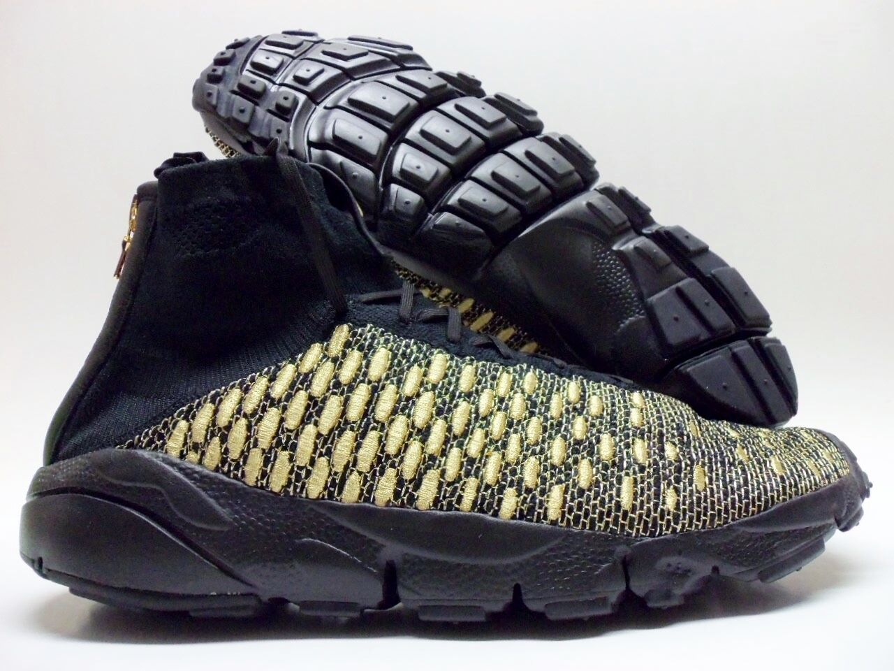 NIKE AIR FOOTSCAPE MAGISTA QS LION OLIVIER ROUSTEING SIZE MEN'S 11 [834905-007]