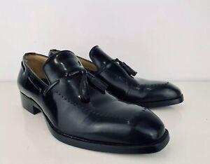 Joseph Abboud Men Tassel Loafer Patent