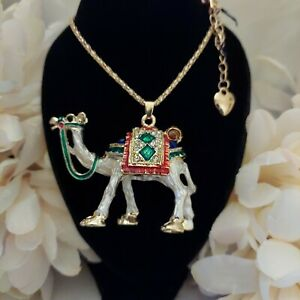 Jewelry Animal Betsey Johnson Pendant Rhinestone frog Enamel golden necklace hot