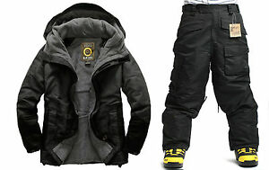 New-South-play-Winter-North-Military-Waterproof-Ski-Snowboard-Jacket-Or-Pants