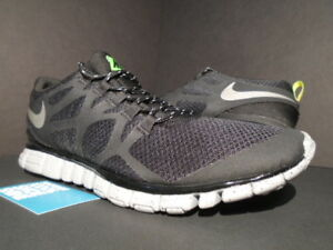 innovative design d296e 21a4a Details about 2012 NIKE FREE 3.0 V3 QS FUEL BLACK WHITE GREY RUN MULTICOLOR  514328-010 NEW 13