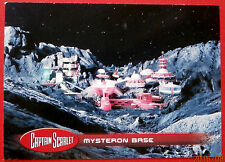 CAPTAIN SCARLET - Individual Trading Card #2, Mysteron Base -  Unstoppable 2015