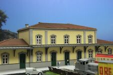 Trinighellu 92001 Lasercutbausatz Bahnhof Ajaccio (CFD Typ) H0 1:87