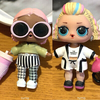 Other Brand & Character Dolls Dolls & Bears Orderly Lot 2pcs Lol Surprise Doll 80s Bb Baby Series 4 & Baby Babe Queen Series 3 Toys