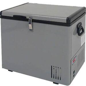 12 Volt Portable 43 Qt Chest Fridge Amp Freezer Outdoor Rv