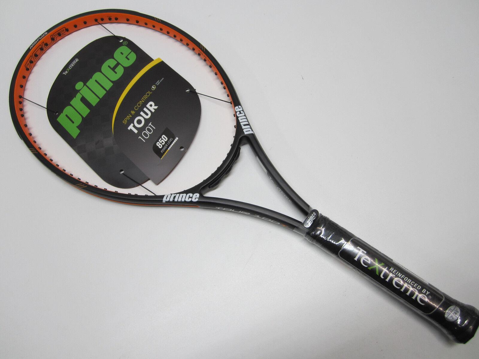 nuevo  Prince TeXtreme Tour 100T tenis raqueta (4 1 8)