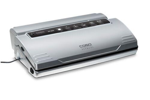CASO 1393 Vakuumiererset VC 320 PRO mit ZIP-Zubehör, Cutter und Folienbox NEU!!  sLKVx