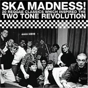 Ska-Madness-CD-NEW-SEALED-Reggae-Pioneers-Maytals-Harry-J-All-Stars-Symarip