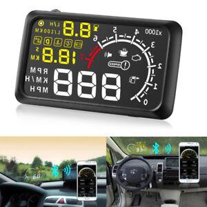 Head-Up-Display-OBD-5-5-034-Auto-universal-HUD-3-Geschwindigkeit-Anzeige-Projektor