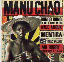 MANU CHAO (Mano Negra) - rare CD Single - France