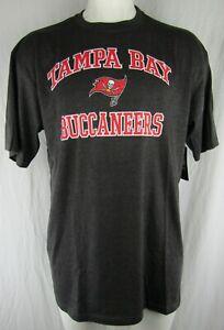 Tampa-Bay-Buccaneers-NFL-Majestic-Men-039-s-Big-amp-Tall-T-Shirt