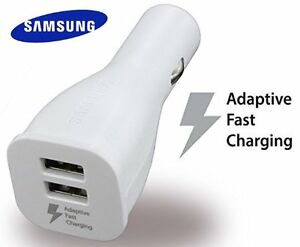 genuine-Samsung-dual-USB-car-charger-adapter-for-galaxy-S6-S7-Edge-Edge-Note-4