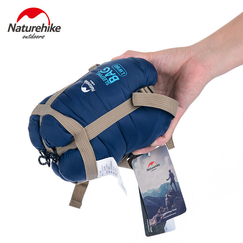 Naturehike Envelope Sleeping Bag Cotton Breathable Outdoor Ultraligh Portable