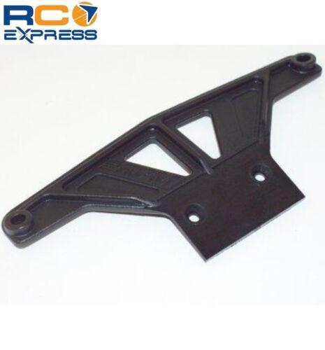 RPM R//C Front Wide Bumper Black Traxxas Rustler Stampede RPM81162