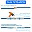 thumbnail 11 - 100PCS Solder Sleeve Heat Shrink 4 Size Tube Wire Waterproof Terminal Connectors