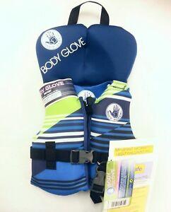 Body-Glove-Infant-Child-039-s-Life-Vest-Jacket-PFD-U-S-Coast-Guard-Neoprene-to-30lb