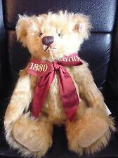 STEIFF EAN 038976 125 Years Celebration Teddy Bear 2005 in Steiff Gift Box