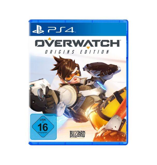 Overwatch - Origins Édition PS4 PLAYSTATION 4 Neuf + Emballage Original