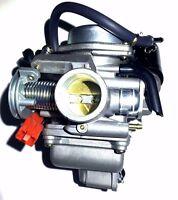 Carburetor American Sportworks Manco Helix Carbide Zircon 150 150cc Go Cart Carb