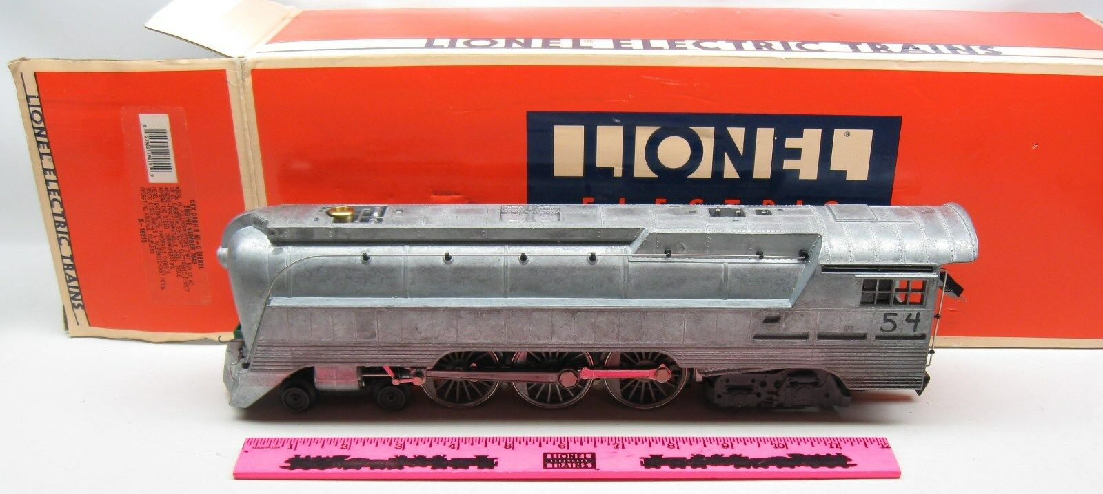 Lionel predotype Chesapeake & Ohio Hudson 4-6-4 Locomotive 18043