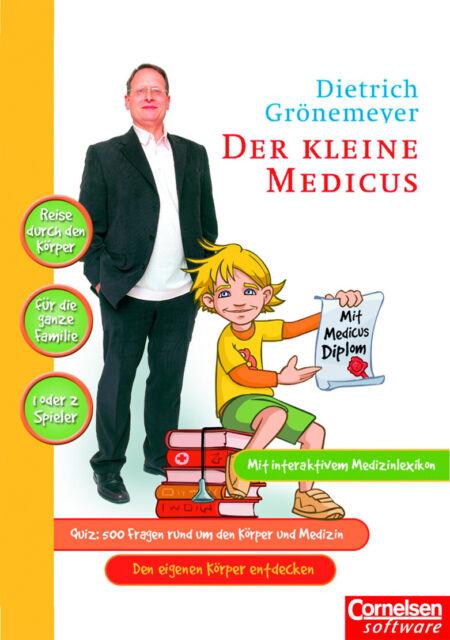 Der kleine Medicus - Das Wissenspiel (PC/Mac, 2006)
