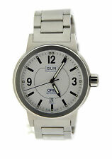 Oris BC3 Big Crown Day Date Automatic Stainless Steel Watch 7534