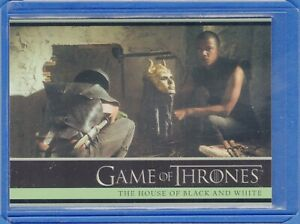 2016 Rittenhouse Game of Thrones Season 5  Card #5 The House of Black and White