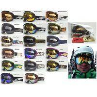 NEW Arnette Skylight Spherical Mens Oversized Ski Snowboard Goggles 2015 Ret$140
