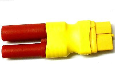 C0030a Rc Connettore Compatibile Con Da Donna Xt-60 Xt60 A 4 Mm Rosso I Consumatori Prima