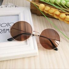 19dd7395394 Fashion Women Retro Round Plastic Glasses Lens Sunglasses Eyewear Frame  Glasses