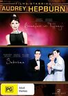 Audrey Hepburn - Breakfast at Tiffany's : Special Collector's Edition / Sabrina (DVD, 2009, 2-Disc Set)