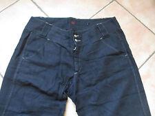"""Idéal pour les beaux jours ,ce pantalon - pantacourt  en lin """"M&F GIRBAUD""""T: 44F"""