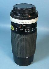 Hoya HMC 80-200mm zoom lens.  Fits Canon 35mm cameras