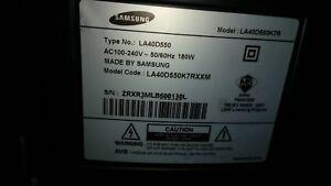 Samsung-LCD-TV-Speaker-Left-amp-Right-for-Model-LA40D550K7RXXM