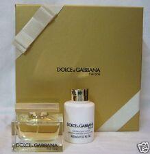 Dolce & Gabbana D&G The One 50 ml EdP Spray + 100 ml Body Lotion