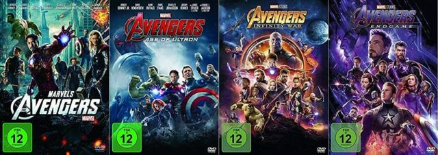 Avengers Infinity War Zusammenfassung