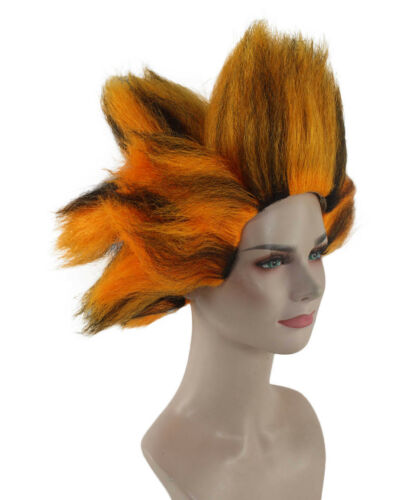 3 Colors Black Cats Musical Animal Straight Wig Cosplay Party Fancy Costume Hair