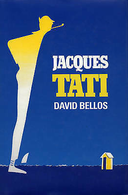 1 of 1 - Jacques Tati: His Life and Art-ExLibrary