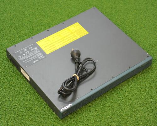 1 of 1 - CISCO ASA5510-SEC-BUN/K9 Firewall Adaptive Security Appliance 1024MB DR 256MB FL