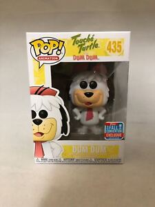 Animation-Touche-Turtle-DUM-DUM-2018-NYCC-Fall-Convention-Exclusive-Funko-Pop