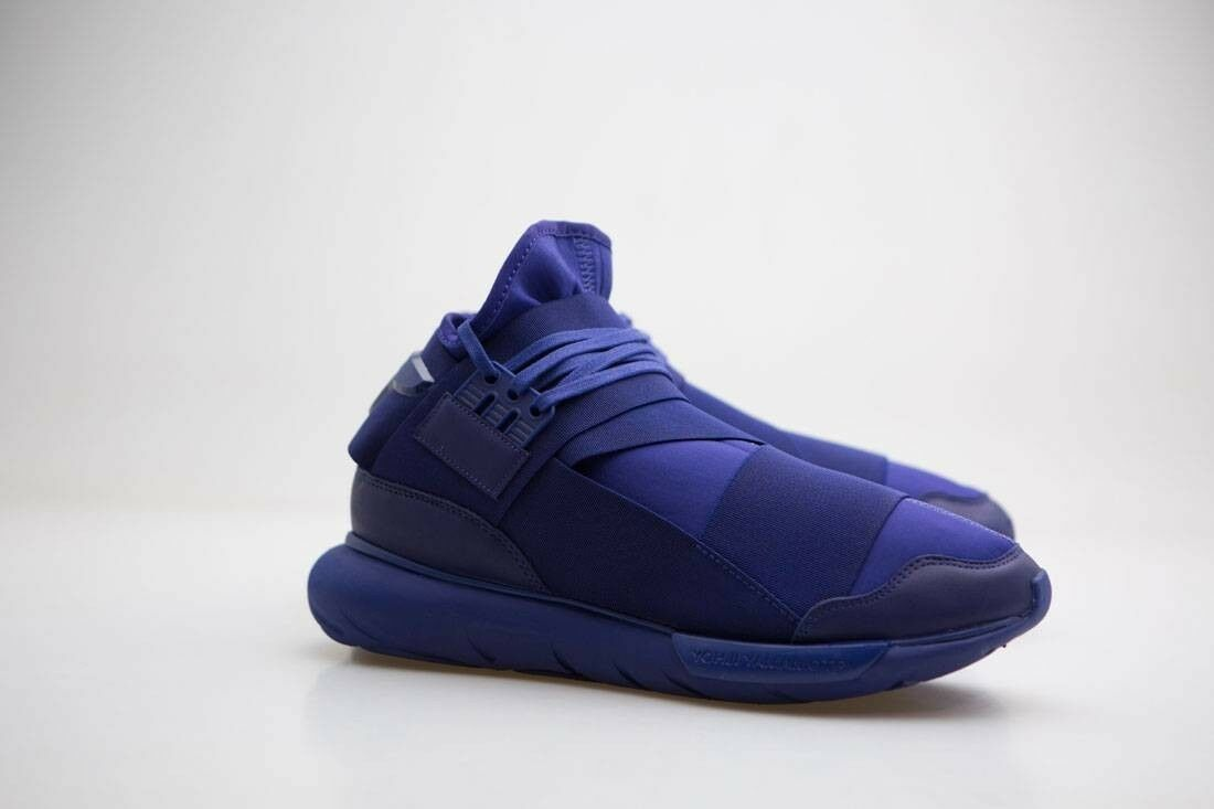 Adidas Y-3 Men Qasa High viola amazon viola S82124